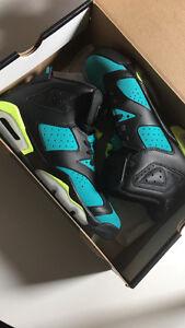 Air Jordan 6 in box