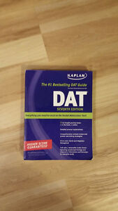 7th Edition Kaplan DAT Book
