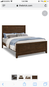Tacoma queen bedset