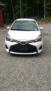 2015 Toyota Yaris Le Berline