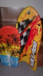 Boogie and snow boards