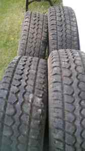 Snow tires Cornwall Ontario image 1