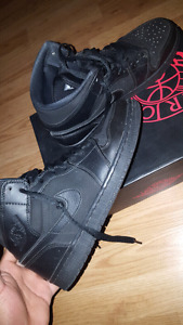 Air Jordan one Black