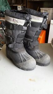 Men's Work Boots, Size 9