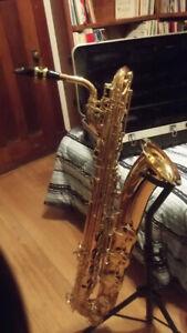 Selmer Baritone Sax