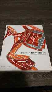 Manolo Blahnik 'Manolo's New Shoes' Coffee Table Book