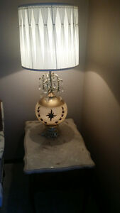 Antique Table lamps (2)- Make me an offer