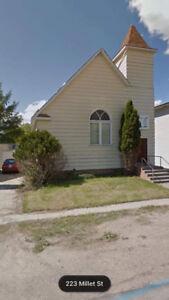 Church in Yellowgrass