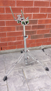 Tama double tom stand                                      drums