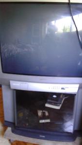 T V  (TELEVISION )