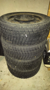 Used Good Condition Winter Tires