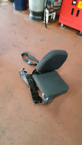 Driver side rear seat 2010 ford ranger
