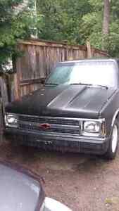 1993 GMC Sonoma 5 speed 2.8L V6