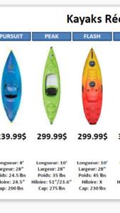 Kayak 10pied