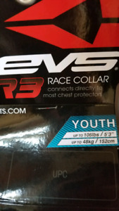 Youth Race Neck Collar