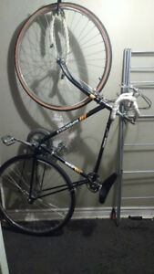 Road bike; immaculate condition.