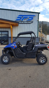New 2017 Yamaha Wolverine R-Spec FOX EPS - Save $2404 !!