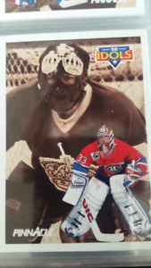 HOCKEY CARTES COLLECTION 2 SÉRIES COMPLETES SCORE PINACLE 1991