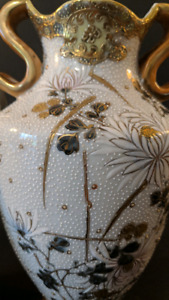 Antique Nippon Vase
