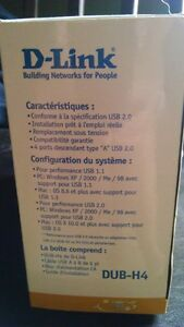 D-Link Hub - BRAND NEW in Box!  *REDUCED* Kitchener / Waterloo Kitchener Area image 2