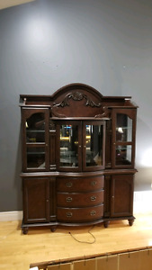 BUFFET AND HUTCH high quality
