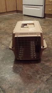 Kennel - Great for small toy dog/ or cat