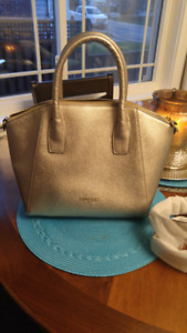 Silver Guess purse New never used $40 firm