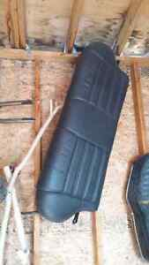 Jeep Cherokee Rear Leather Seat