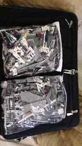 Two big bags of star wars and space lego! Won't last long!!