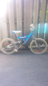 "Girls 11"" Bike"