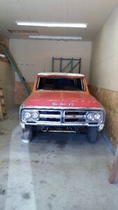 1972 Gmc Jimmy. parting out..