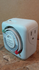 Intermatic Time All TN311 15 Amp Heavy Duty Grounded Timer