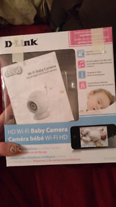 Baby Monitor D-Link Wireless Camera