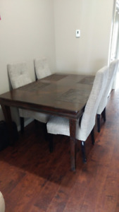 Dining Table Set - 5 Piece