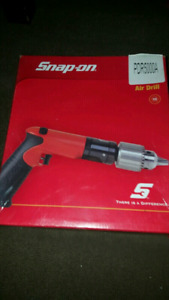 Snap On drill. New