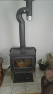 Summit pacific energy wood stove