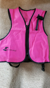 Inflatable Swim Vest Life Jacket Portable Buoyancy Safety Aid