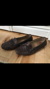 Ecco moccasins for sale