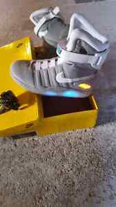 Back to the future replicas size 11 London Ontario image 9