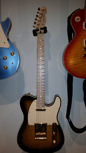 Fender Telecaster with Dimarzio pickups