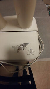 Red Wing boot dryer