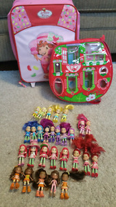 Strawberry Shortcake Doll Collection located in Kelowna