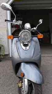 Yamaha 125 Vino Scooter