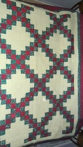 One of a Kind Quilt - Brand New- Hand Crafted- Never used. London Ontario image 1