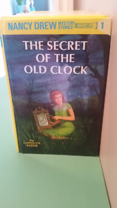 Nancy Drew Hardcover