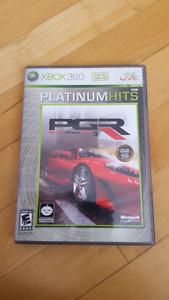 xbox 360 jeux de course PGR 3