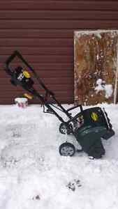 Yardworks electric snow thrower blower St. John's Newfoundland image 2