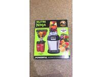Brand new Nutri Ninja!
