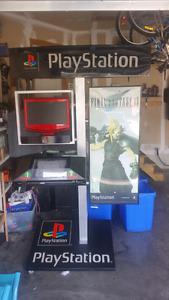 Playstation display