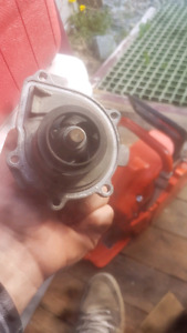 Water pump for 2013 chevy sonic 1.8L